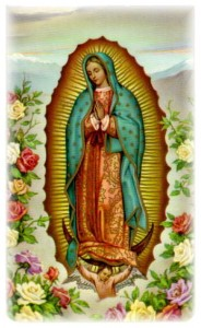 Mary The Mother of God at Guadalupe