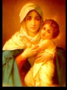 Mary Immaculate Prayer
