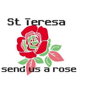 St teresa rose